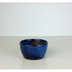 Poterie bonsai ronde diam 9.5cm haut 5.5cm