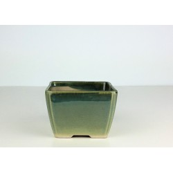 Poterie bonsai carré 11.5x11.5x7.5cm