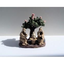Décor zen miniature