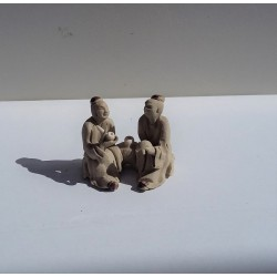 Figurines deux personnages 001