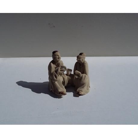 Figurines deux personnages 002
