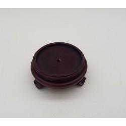 Tablette de présentation ronde diamètre  60mm