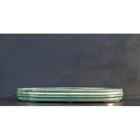 Poterie bonsai ovale 47x32.5x5cm