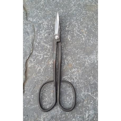 Ciseaux longs 215mm gaucher. Japon - Qualité professionnelle