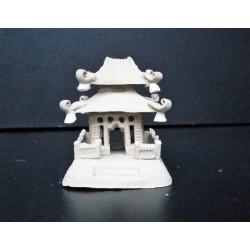 Temple japonais miniature pour penjing 020