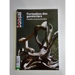 France Bonsai numéro 96  - Formation des Genévriers
