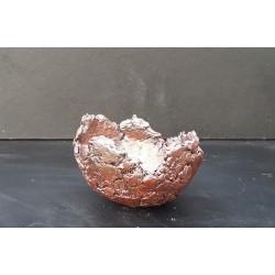 Poterie artisanale diamètre 10cm