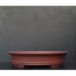 Poterie bonsai ovale  41x36.5x9cm