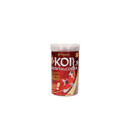 """Koi Growth and color """"M"""" 5 litre"""
