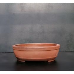 Poterie bonsai ovale  30x22x9.5cm