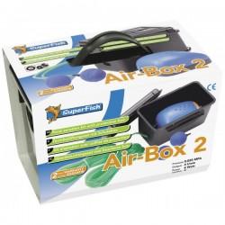Superfsh airbox 2 + boite etanche