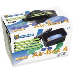 Superfish airbox 4 + boite etanche