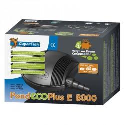 Superfish pompe Eco plus E8000