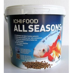 Ichi Food all seasons 4-5mm 4kg