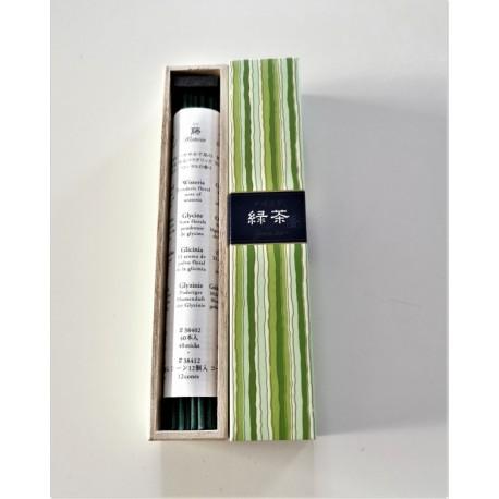 Encens naturel du Japon Kayuragi Thé vert
