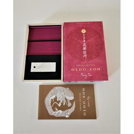 Encens Japonais Oedo-Koh senteur pivoine