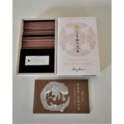 Encens Japonais Oedo-Koh Fleurs de cerisier