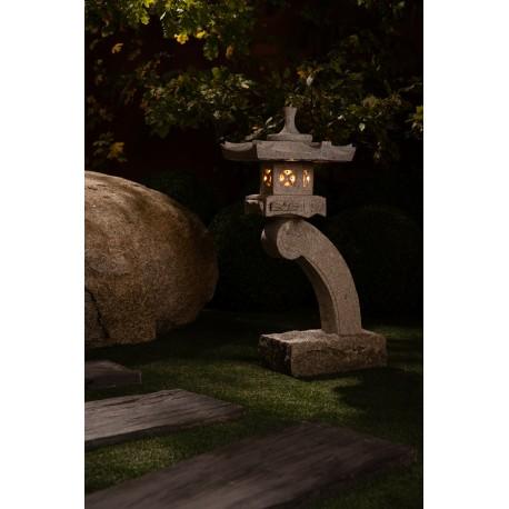 Lanterne en granit Rankei