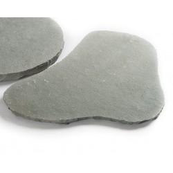 Pas Japonais 60cm en grès gris