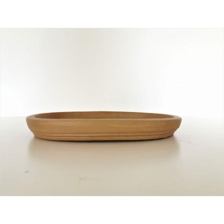 soucoupe  ovale  27x19.5x3cm