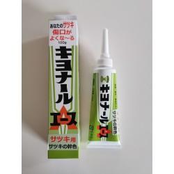 Mastic japonais Kiyonal-A pour satsuki (azalées) -  tube 100gr