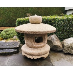 Lanterne en granit Ukyo
