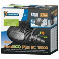 Superfish pompe Eco plus RC 15000
