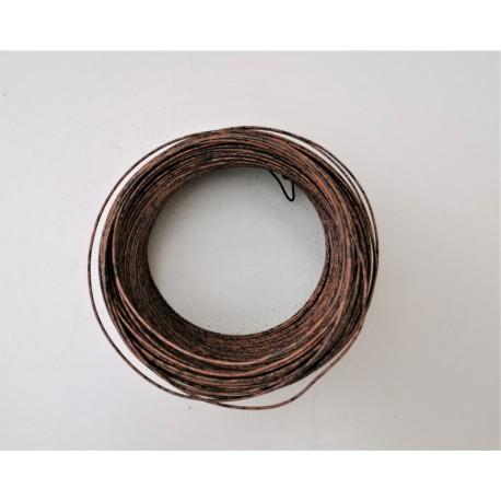 Fil à ligaturer cuivre 2mm - 500gr
